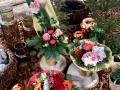 Weihnachtlicher Blumengruss