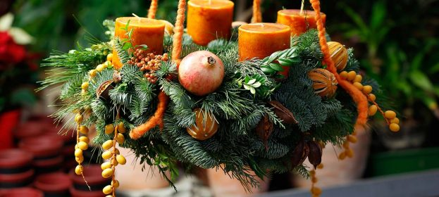 Advents- & Weihnachts-Floristik