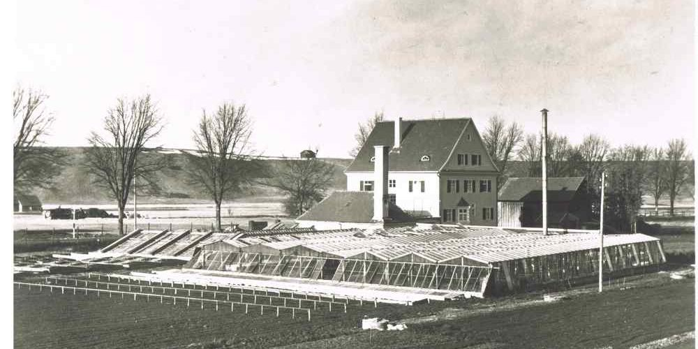 285jähriges Gärtnerei-Jubiläum