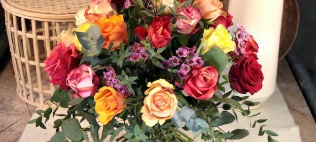 Muttertags-Blumen